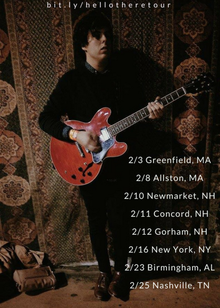 Alex Preston Tour Dates