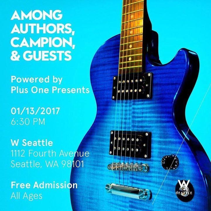 Campion Tour Dates