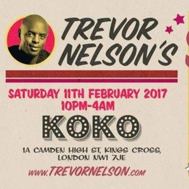 Trevor Nelson @ O2 Ritz Manchester - Manchester, United Kingdom
