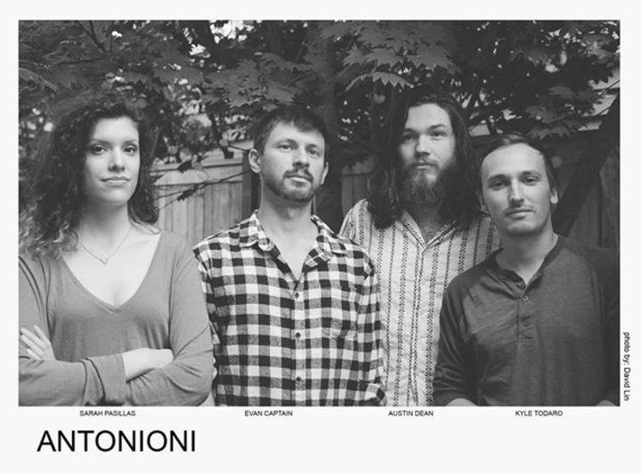 Antonioni Tour Dates