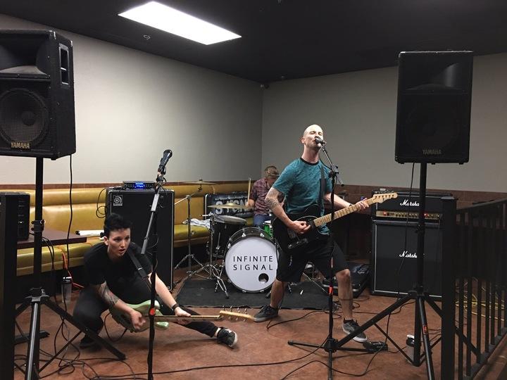 Infinite Signal @ Time Out Lounge - Tempe, AZ