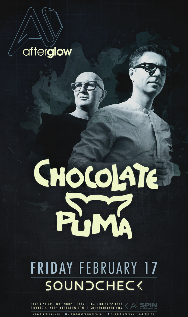 Chocolate Puma @ Soundcheck - Washington, DC