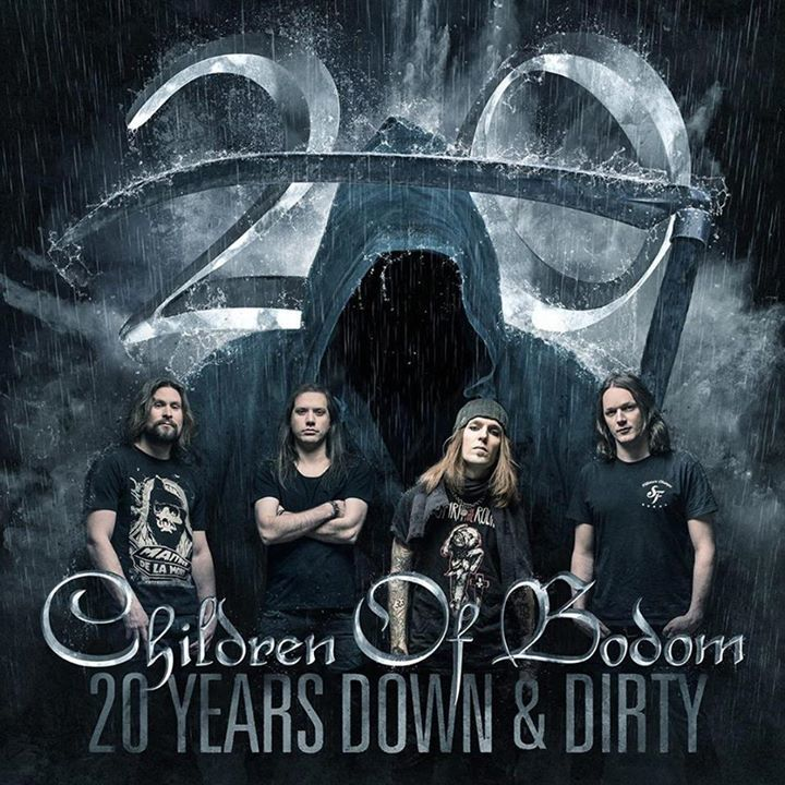 Children of Bodom @ Marquee Theatre - Phoenix, AZ