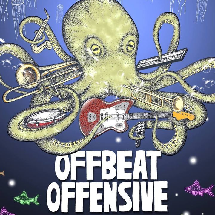 Offbeat Offensive Tour Dates