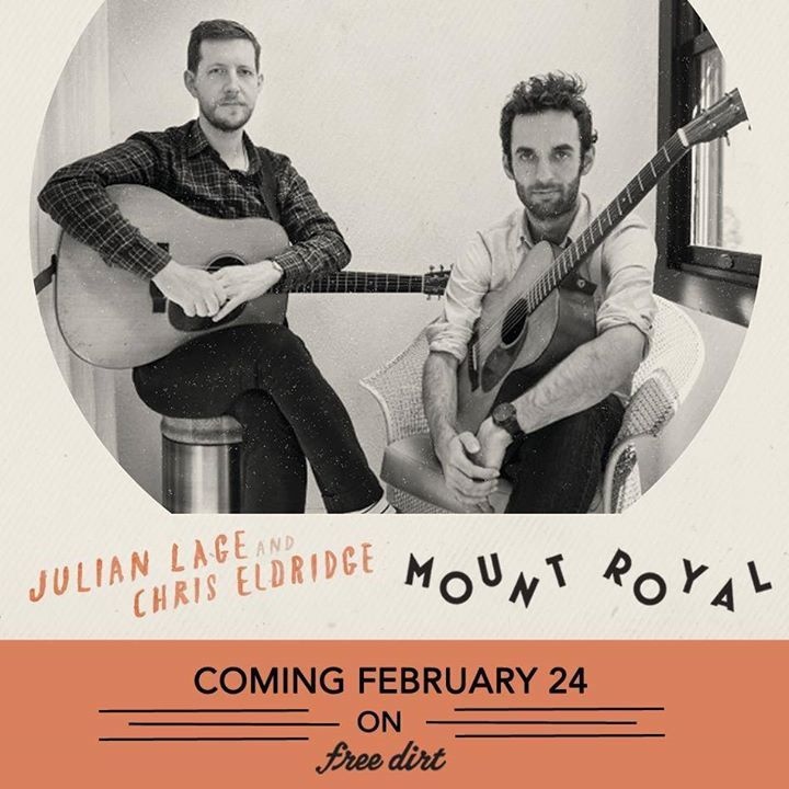 Julian Lage and Chris Eldridge @ Rose Music Hall - Columbia, MO