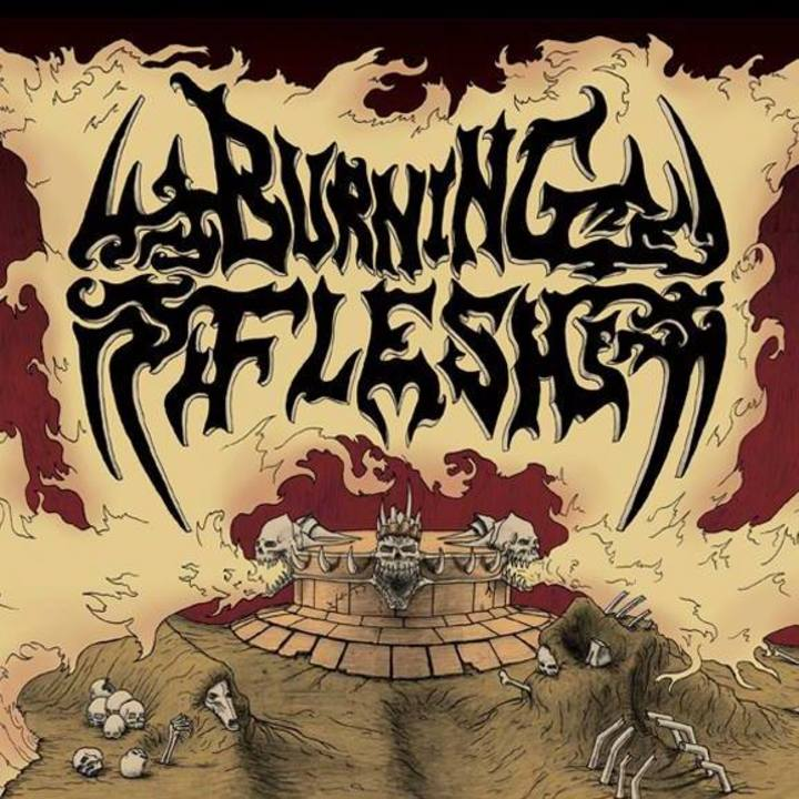 Burning Flesh Tour Dates