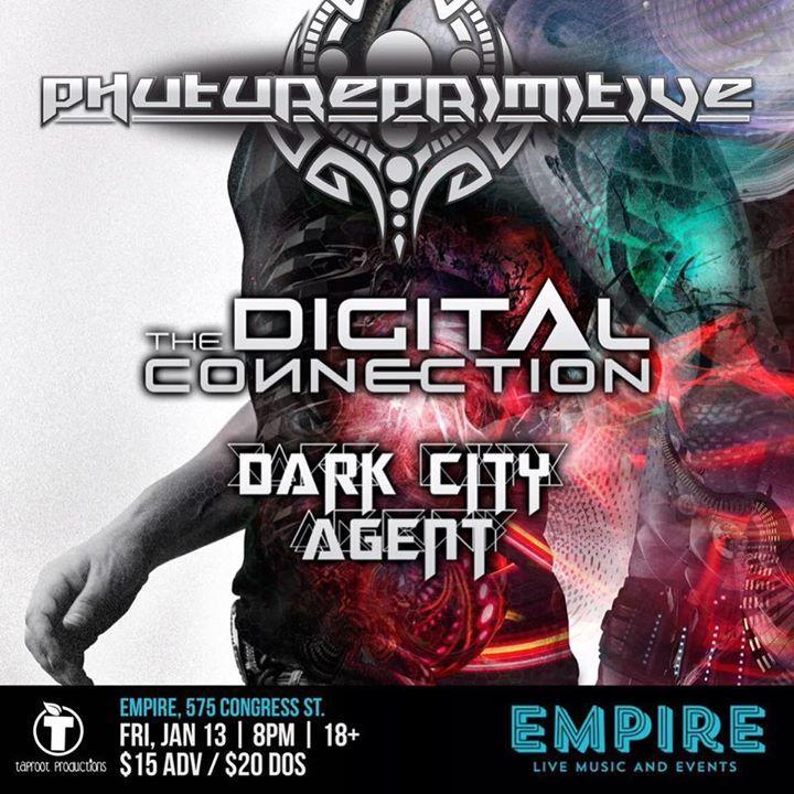 Dark City Agent Tour Dates