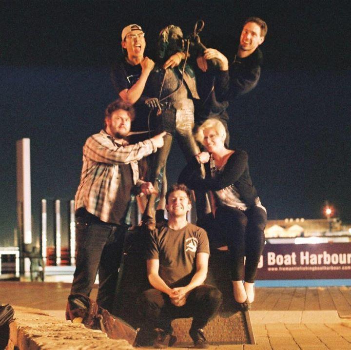 The Sinking Teeth Tour Dates