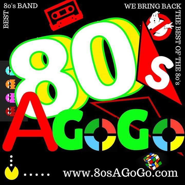 80sagogo Tour Dates