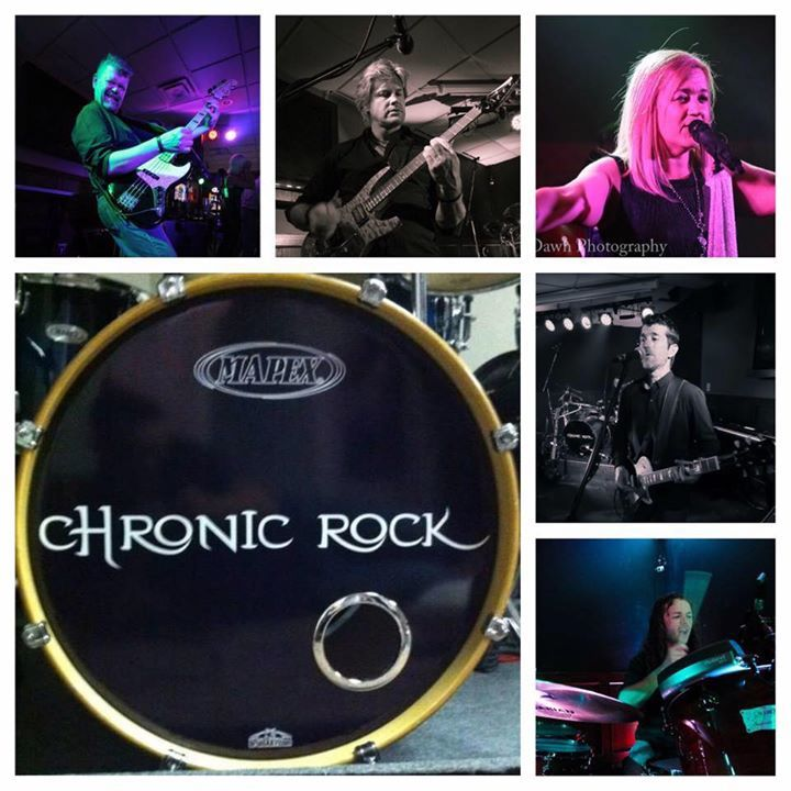 Chronic Rock Tour Dates