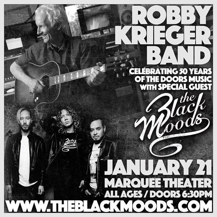The Black Moods Tour Dates