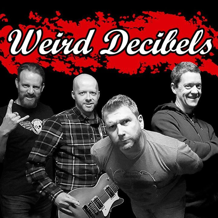 Weird Decibels Tour Dates