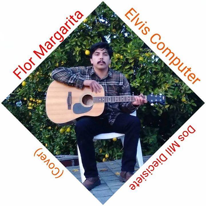 Elvis Computer Tour Dates
