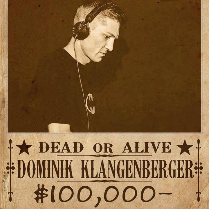 Dominik Klangenberger Tour Dates