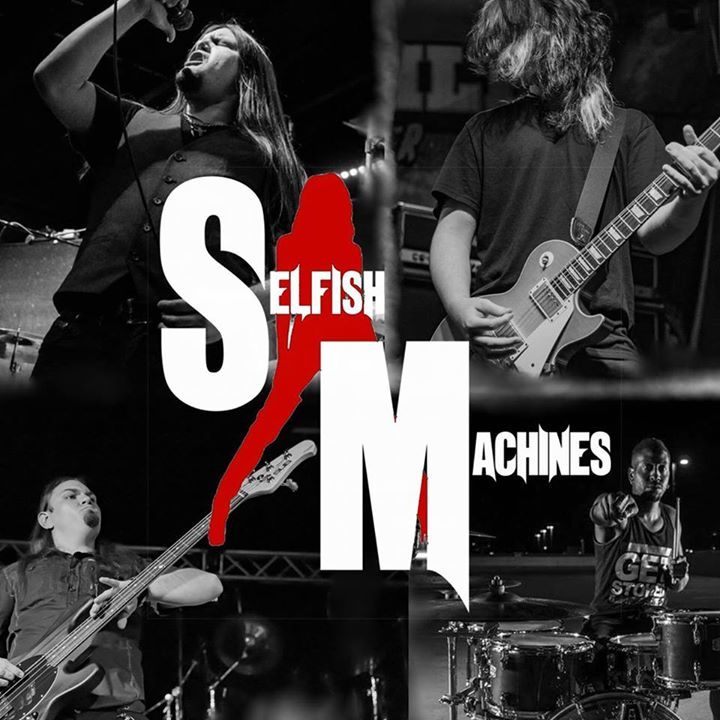 The Selfish Machines Tour Dates