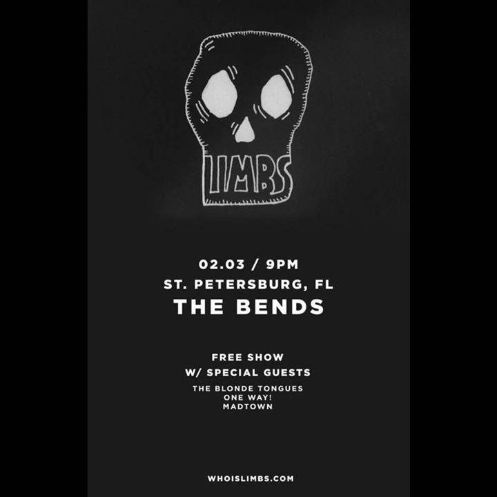 LIMBS Tour Dates