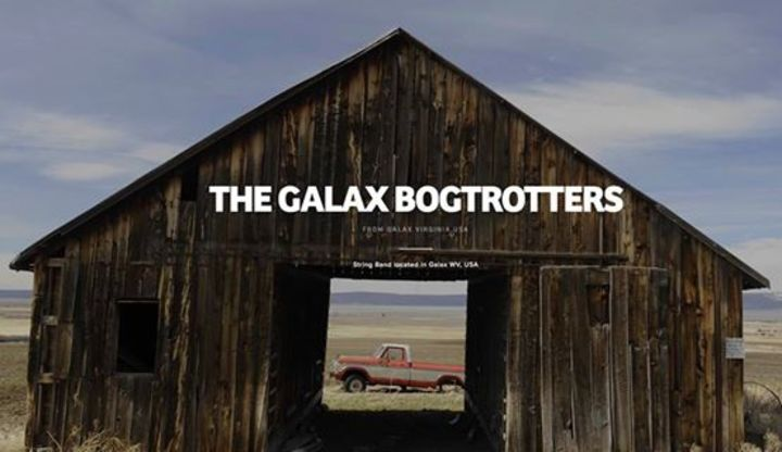The Galax Bogtrotters Tour Dates