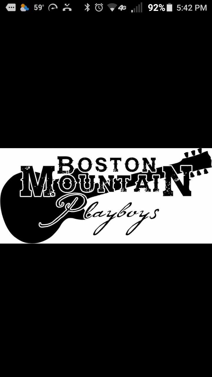Boston Mountain Playboys Tour Dates