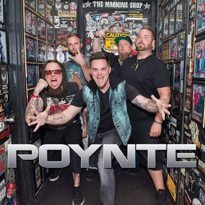 Poynte Tour Dates