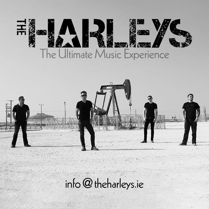 The Harleys Tour Dates