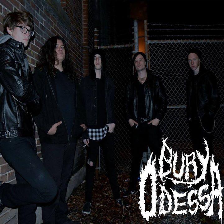 Bury Odessa Tour Dates