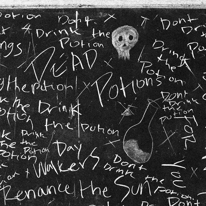 Dead Potions Tour Dates