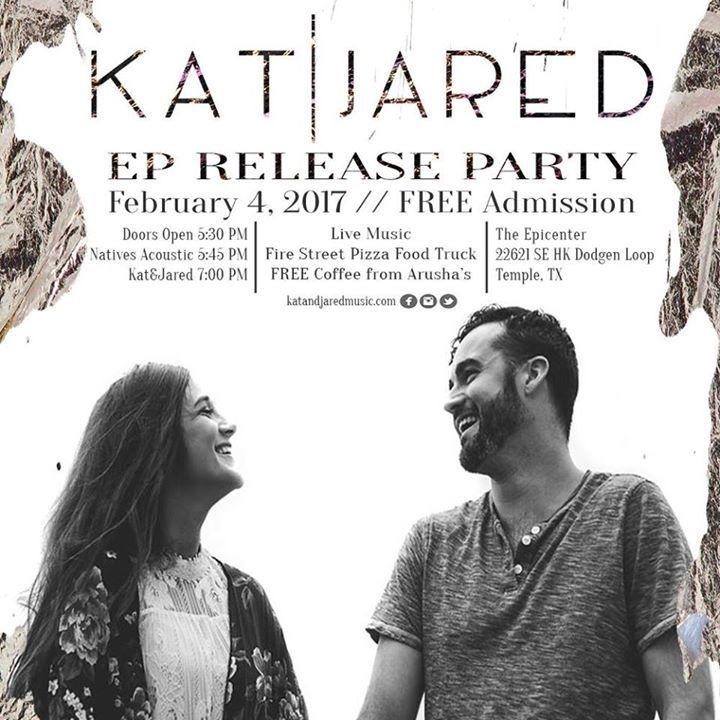 Kat&Jared Tour Dates