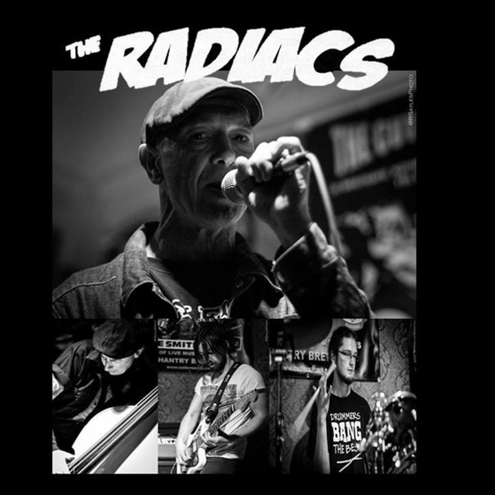 The Radiacs Official Tour Dates