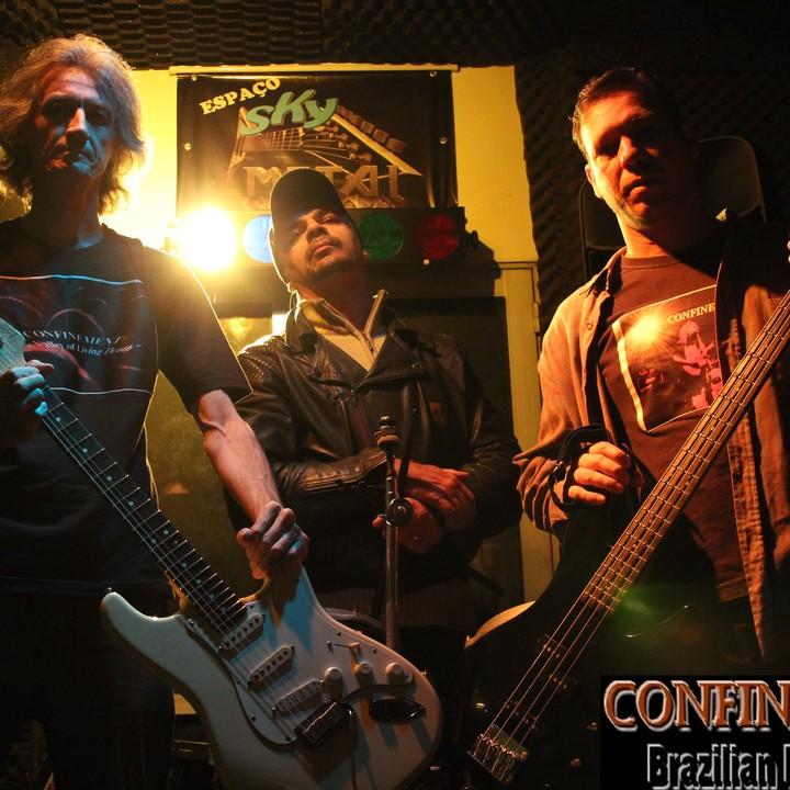 CONFINEMENT BAND Tour Dates