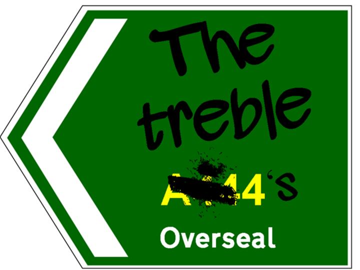 The Treble Fours Tour Dates