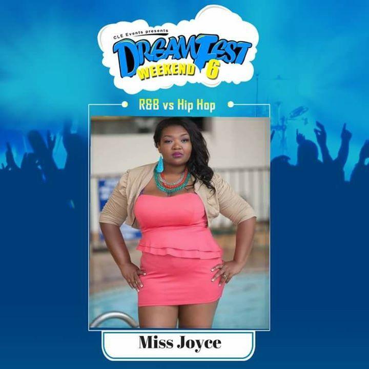 Miss Joyce Tour Dates