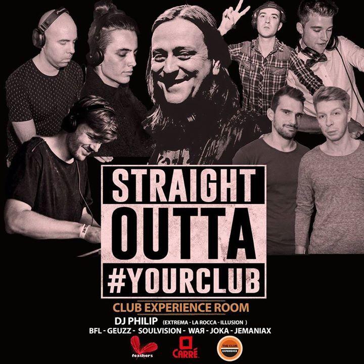 DJ BFL Tour Dates