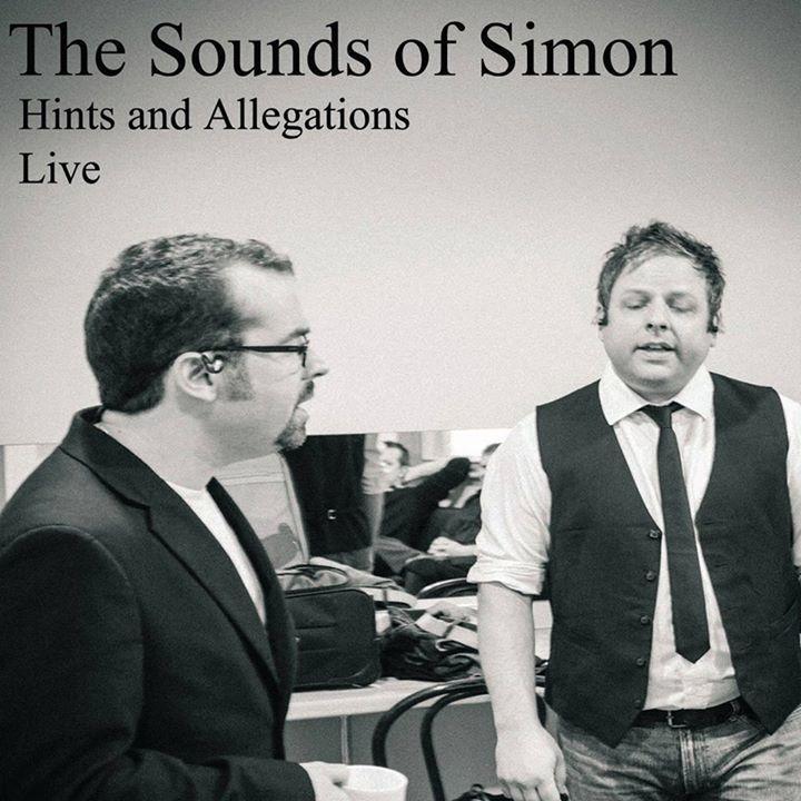 Sounds of Simon Tour Dates