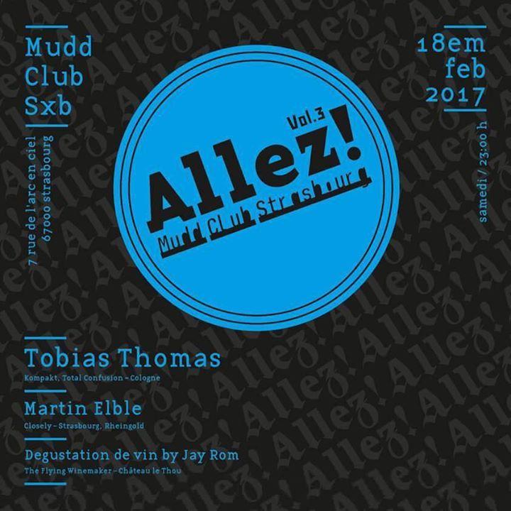 DJ Martin Elble Tour Dates
