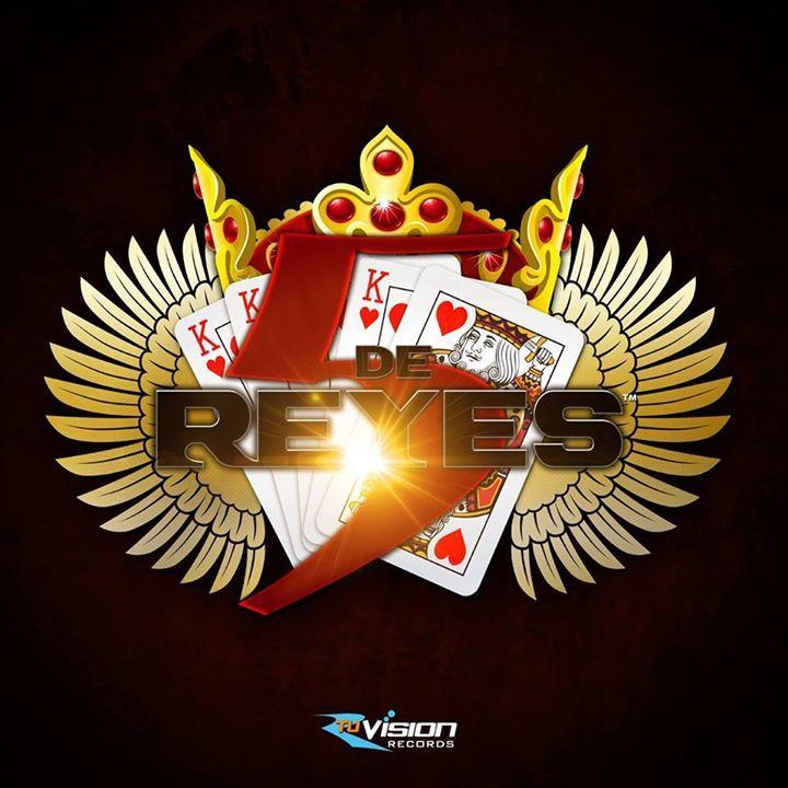 5 de Reyes Oficial Tour Dates