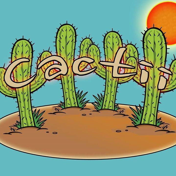 Cactii Tour Dates