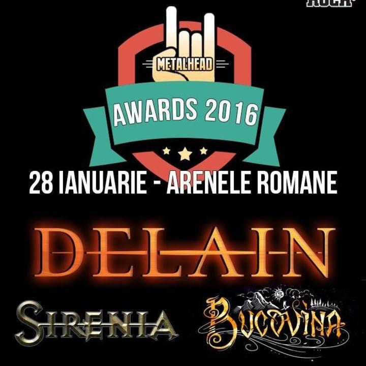 METALHEAD Romania Tour Dates