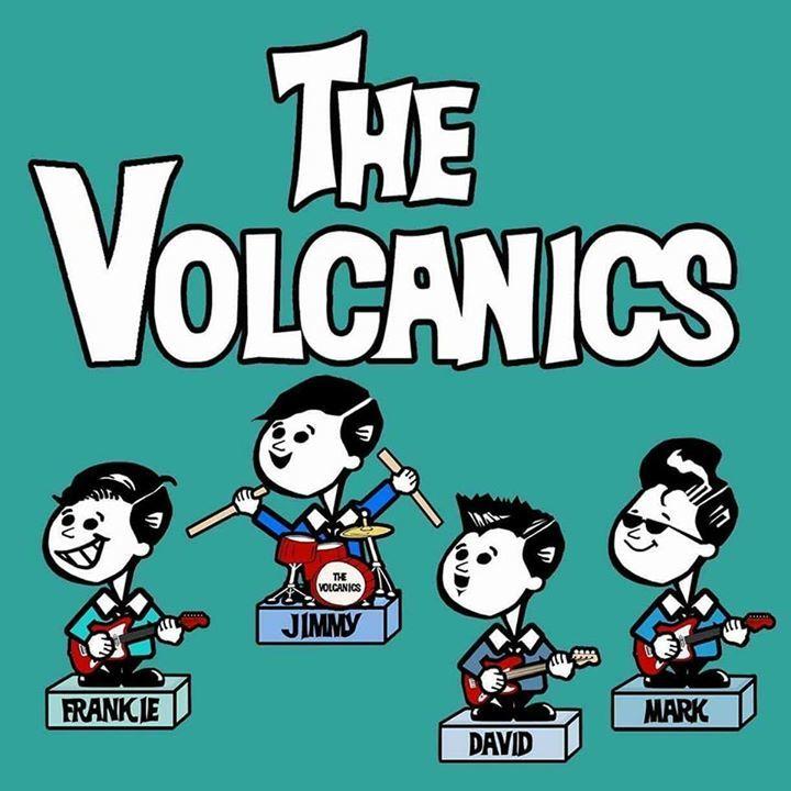 The Volcanics Tour Dates