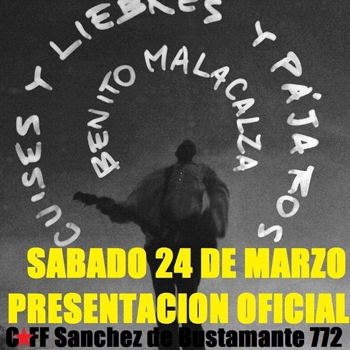 Benito Malacalza y La Benibanda Tour Dates