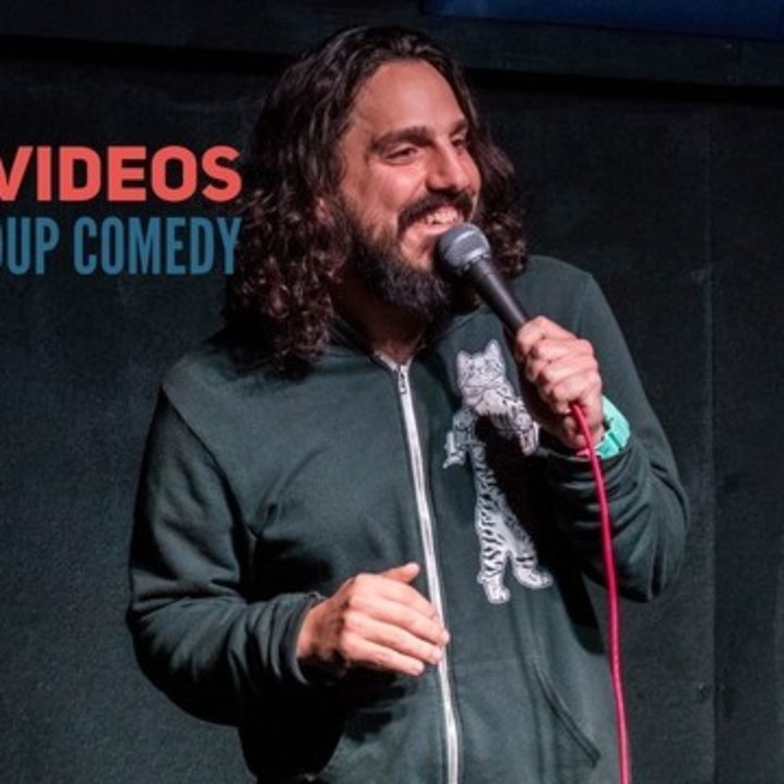 Mike.Falzone @ Reno Tahoe Comedy at the Pioneer Underground - Reno, NV