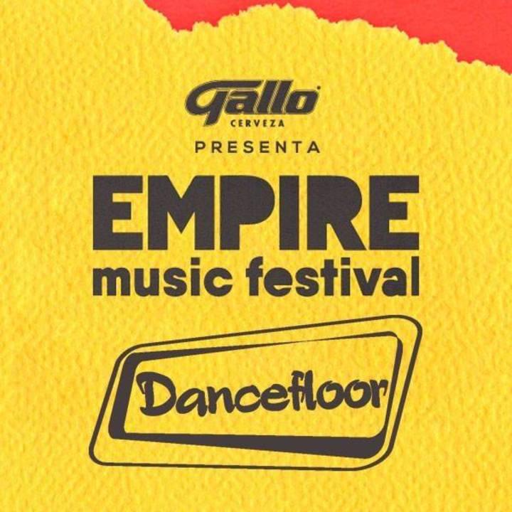 Dancefloor Tour Dates