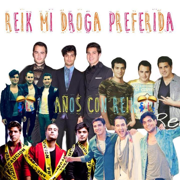 REIK MI DROGA PREFERIDA Tour Dates