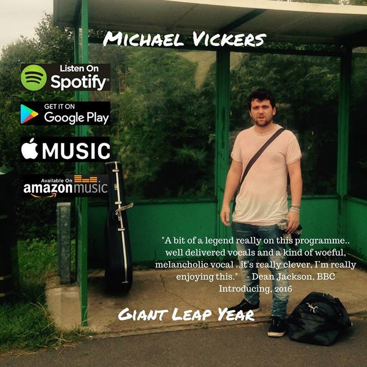 Michael Vickers @ Bristol Fringe - Bristol, United Kingdom