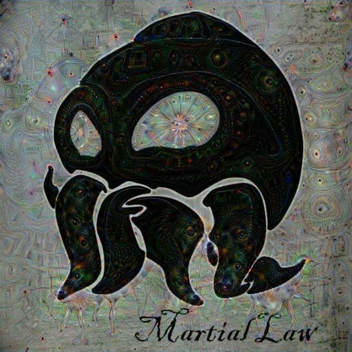 Martial Law Tour Dates