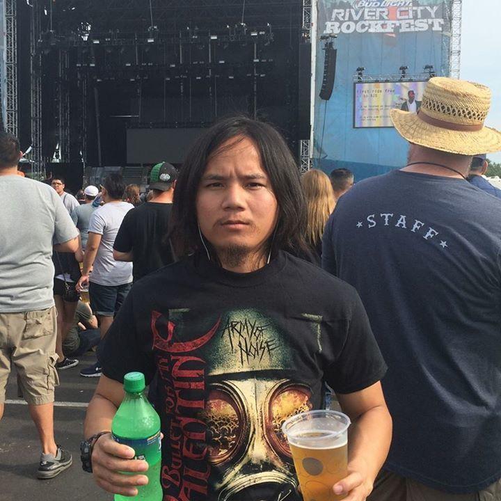 Eternal Rock Tour Dates