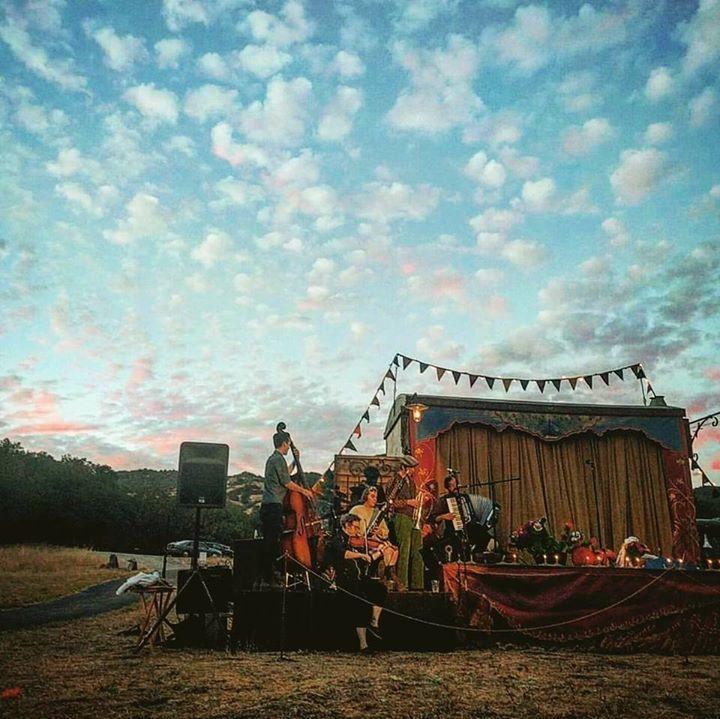 Oddjob Ensemble @ Rivertown Ball - Petaluma, CA