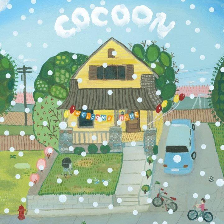 Cocoon @ LA LAITERIE - Strasbourg, France