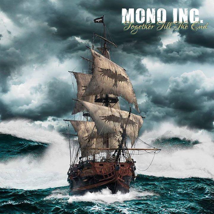 Mono Inc. @ Im Wizemann - Stuttgart, Germany