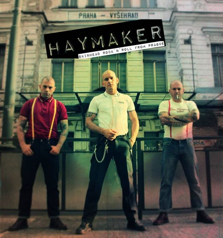 Haymaker Tour Dates