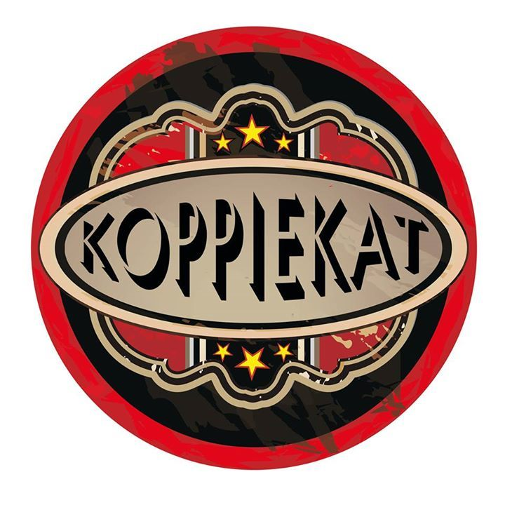 Koppiekat Coverband Tour Dates